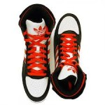 adidas skydiver 2 la chaussure à la mode homme pas cher  fashion tendance orange et blanc sneakers nike solde adidias