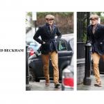 le style david beckham fashion