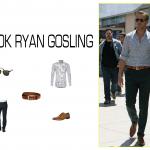 look homme moderne printemps été ryan gosling