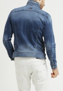 veste en jeans g star arc zip 3D soldes